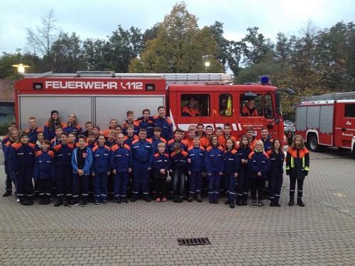 30 Jahre Jugendfeuerwehr Postbauer-Heng