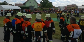 Abnahme Oberpfalzcup in Penting
