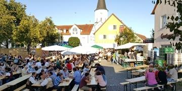 Dorffest Berngau 2016