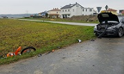 22. Verkehrsunfall, Kreuzung Freystädter Str. / Mühlweg