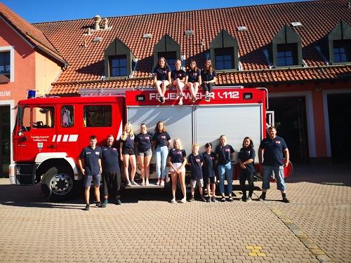 Landestreffen der Niederösterreichischen Feuerwehrjugend